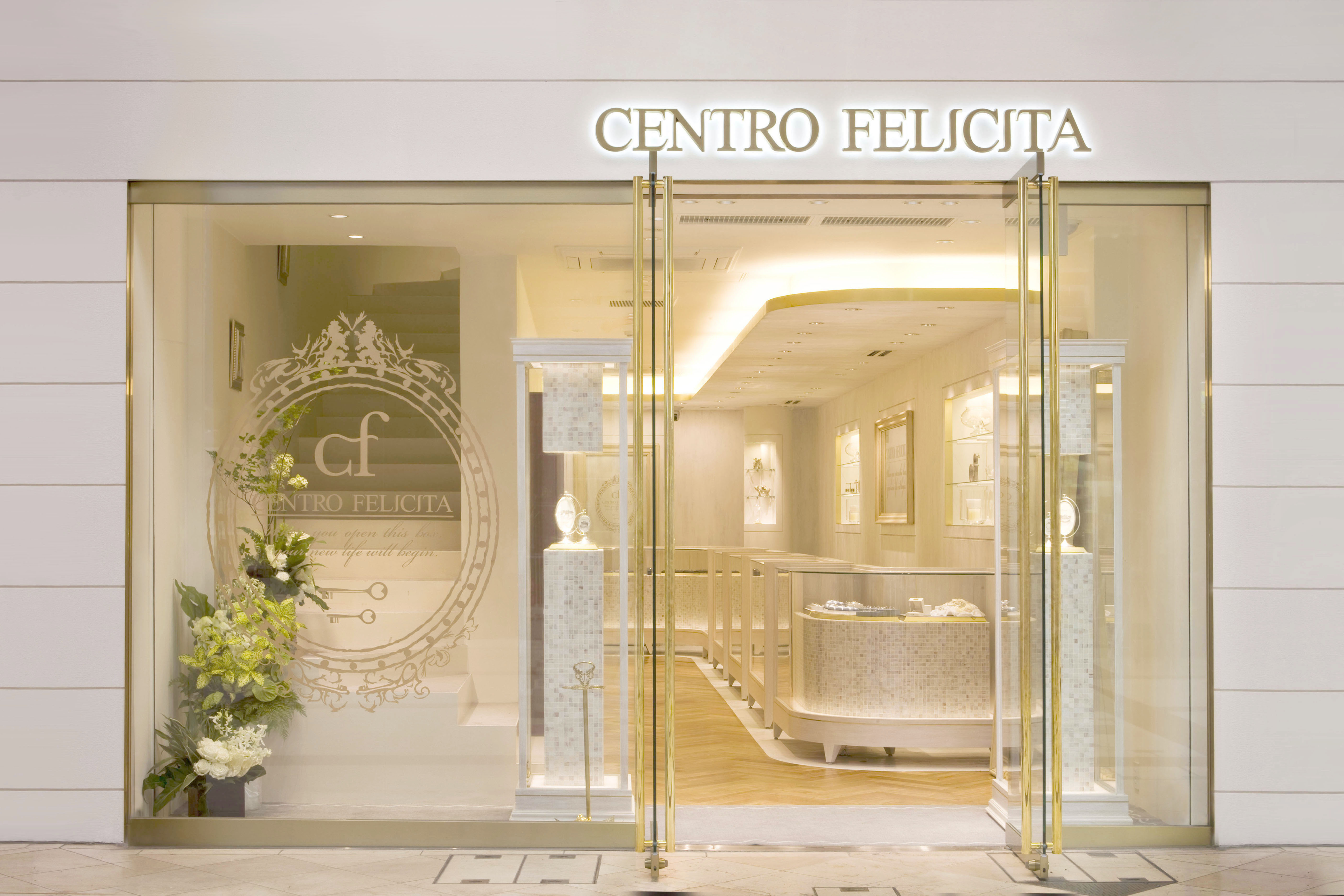 結婚指輪婚約指輪セントロフェリシタ仙台店